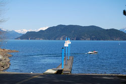 Harrison Hot Springs Boat Launch